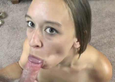 Nicci Taylor's cock sucking audition